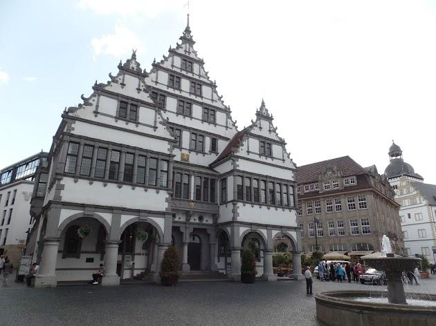 Ein Flug nach Paderborn-Lippstadt