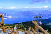 Alpyland Mottarone, Stresa, Italy