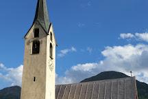 Reformierte Kirche Guarda, Guarda, Switzerland