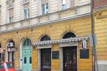 Uri Muri, Budapest, Hungary