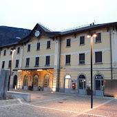 Станция  Tirano