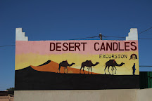 Desert Candles, M'Hamid, Morocco