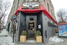 La Distillerie, Montreal, Canada