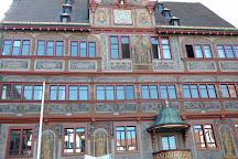 Tuebingen Rathaus, Tubingen, Germany