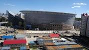 Стадион Екатеринбург, улица Пирогова на фото Екатеринбурга