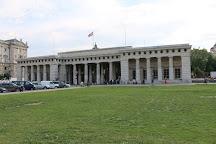 Burgtor, Vienna, Austria