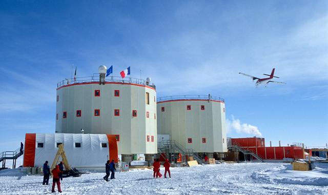 Vostok Antarctica