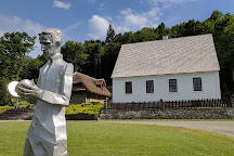 Memorial Center of Nikola Tesla, Smiljan, Croatia