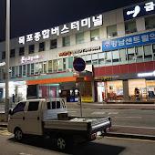 Автобусная станция   Mokpo