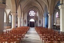 Abbaye Notre Dame de Jouarre, Jouarre, France