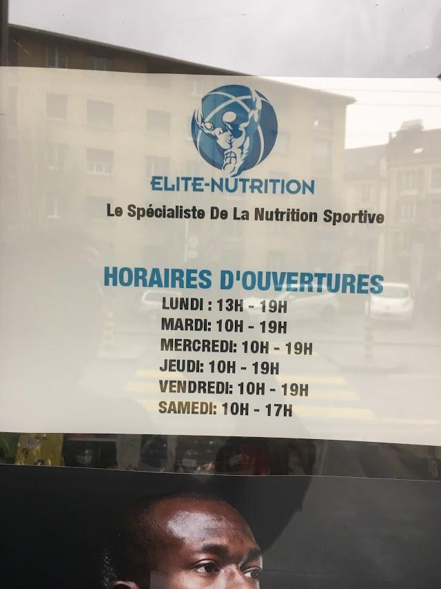 Elite-Nutrition Sàrl