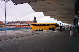 Автобусная станция   Budweis