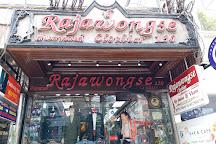 Rajawongse Clothier, Bangkok, Thailand