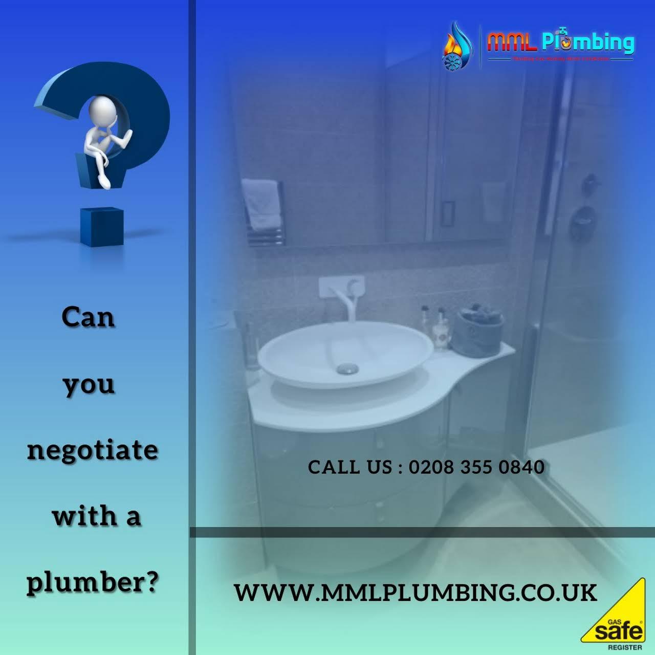 Plumber North London, UK