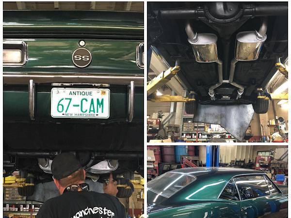 lou s custom exhaust and auto repair
