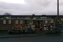 Taylors food store, Holmfirth, United Kingdom
