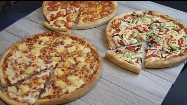 Caprinos Pizza