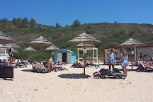 Praia Das Cabanas Velhas, Burgau, Portugal