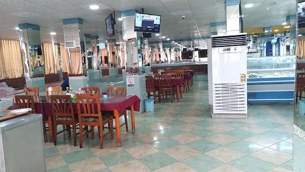 مطعم التركستاني القديم مطعم في الجبيل