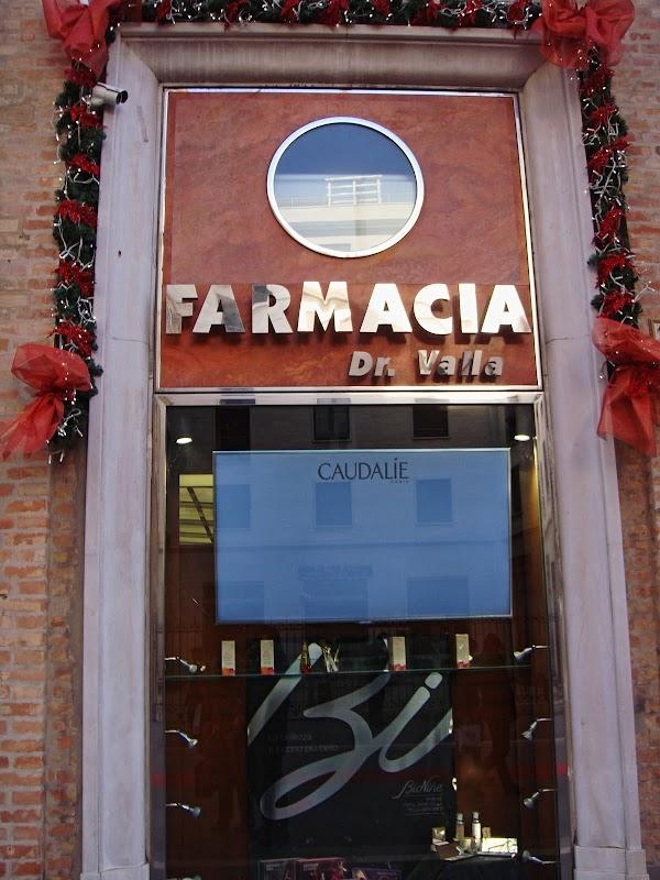 Farmacia Valla Dr.Paolo, Corso Giuseppe Garibaldi, 116, 60121 Ancona ...