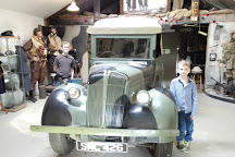 The Original Tin Shed Experience (The History Shed Experience C.I.C.), Laugharne, United Kingdom
