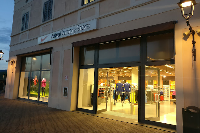 Visit Nike Factory Store Sicilia on your trip to Agira or Italy