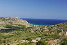 Ramla Bay, Xaghra, Malta