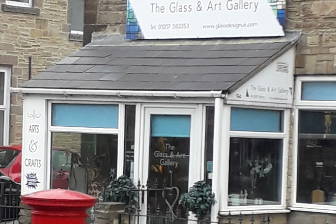 The Glass and Art Gallery, Consett, United Kingdom