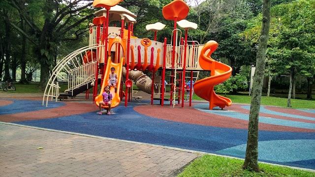 singapore punggol park