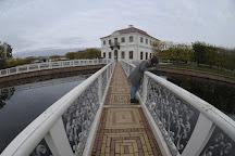 The Marly Palace, Peterhof, Russia