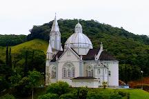 Igreja matriz de Sao Pedro de Alcantara, Sao Pedro de Alcantara, Brazil