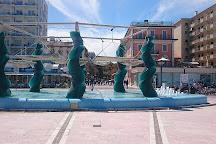 Fontana Bosco della Pioggia, Riccione, Italy