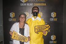 Escape Break, Siem Reap, Cambodia