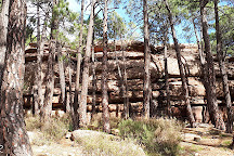 Pinturas Rupestres Albarracin, Albarracin, Spain