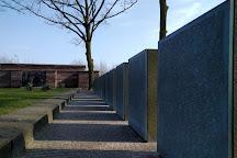 German War Cemetery of Langemark , Belgium, Diksmuide, Belgium