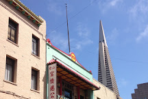Tin How Temple, San Francisco, United States