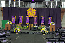 UNI-Dome / McLeod Center, Cedar Falls, United States