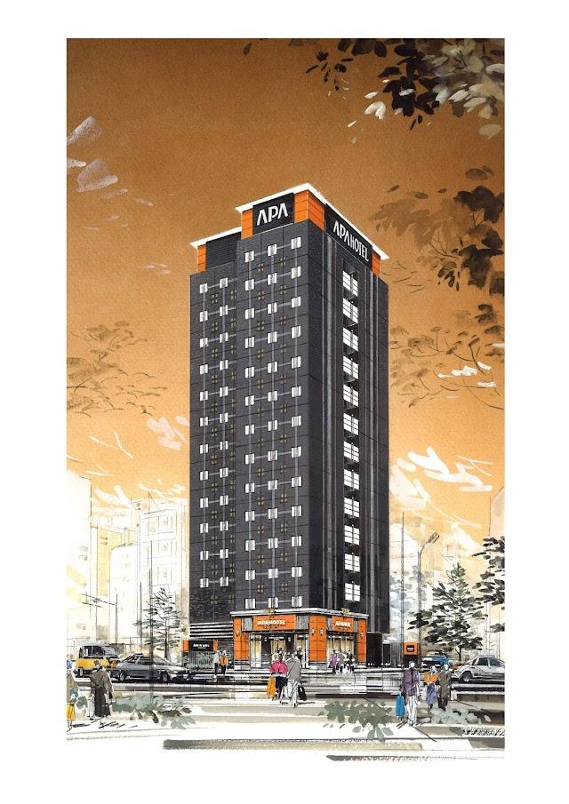 APA Hotel Nihonbashi Bakurocho-eki Kita
