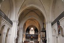 Eglise Saint-Leger, Cognac, France