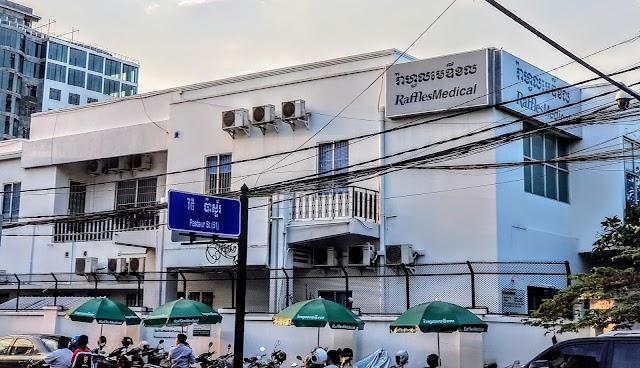 Raffles Medical Phnom Penh
