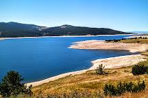 Belmeken Dam, Rila, Bulgaria