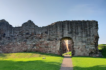 Hailes Castle, East Linton, United Kingdom