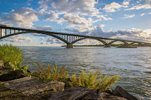 Peace Bridge, Fort Erie, Canada