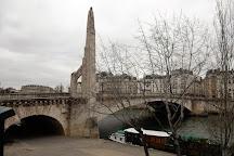 Pont de la Tournelle, Paris, France