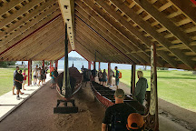 Waitangi Treaty Grounds, Paihia, New Zealand