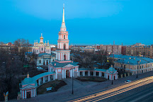 Cossack Cathedral of the Elevation of the Holy Cross, St. Petersburg, Russia