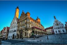 Fleisch- und Tanzhaus, Rothenburg, Germany