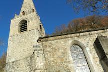 Eglise St Vincent, Montreux, Switzerland