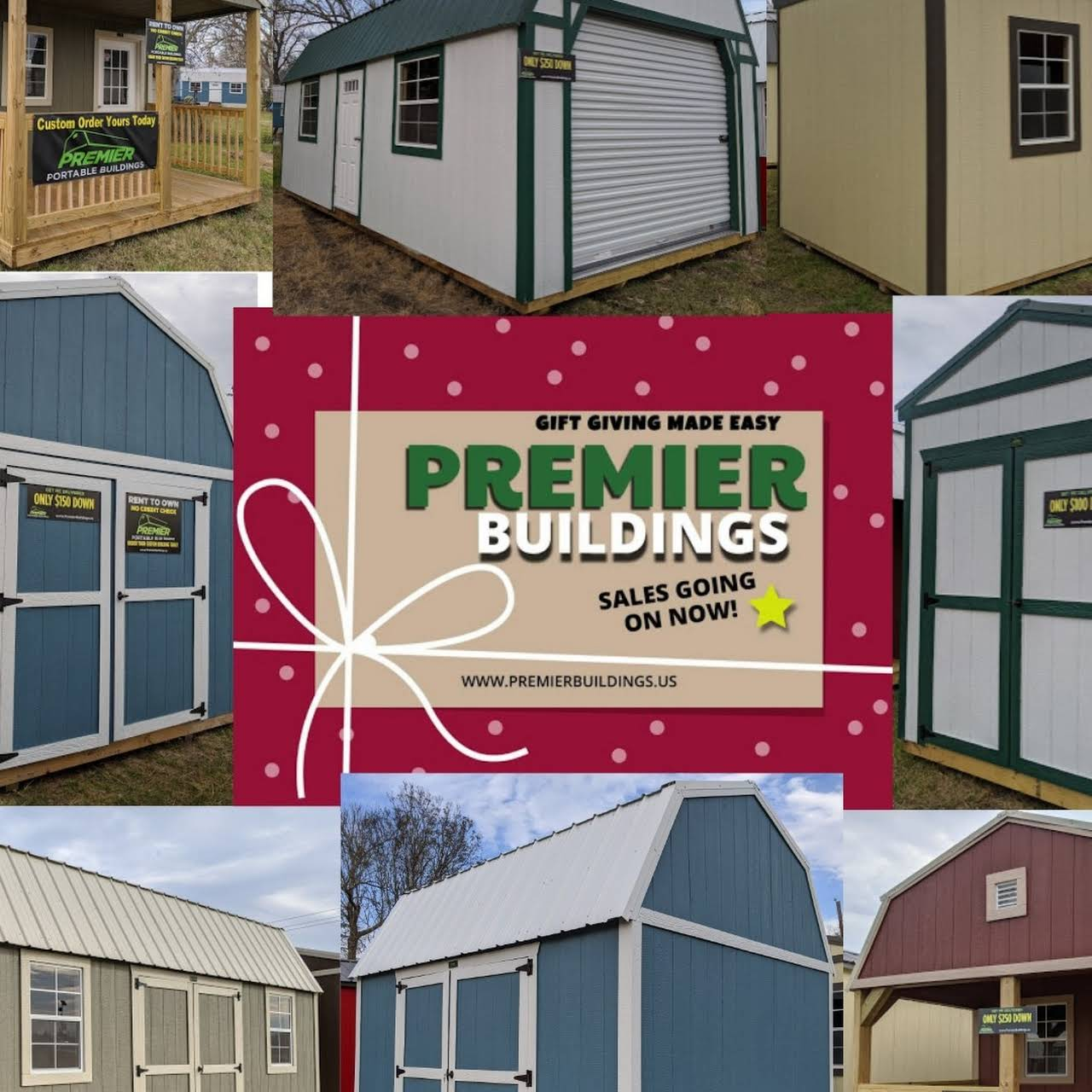 Portable Buildings Of Greater Houston - Premier Portable ...