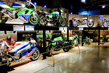Kawasaki Good Times World, Kobe, Japan